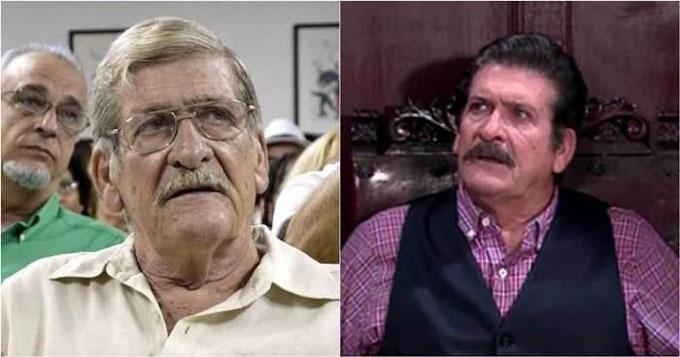 Falleció el actor cubano Rogelio Blain