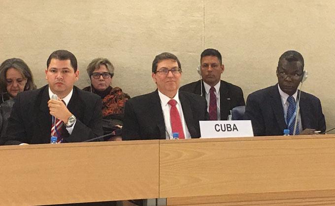 Derechos Humanos, una prioridad y compromiso para Cuba (+ videos)