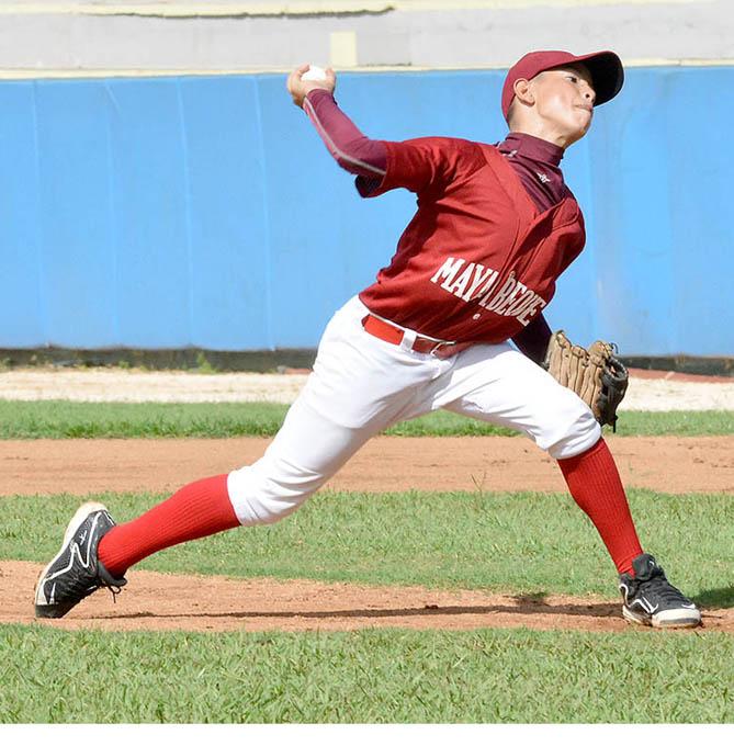 Granma estrena con triunfo la final del béisbol 11-12 años