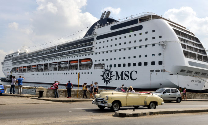 Ampliarán puerto de cruceros de La Habana