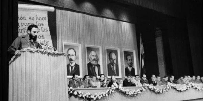 La Revolución marxista de corazón cubano