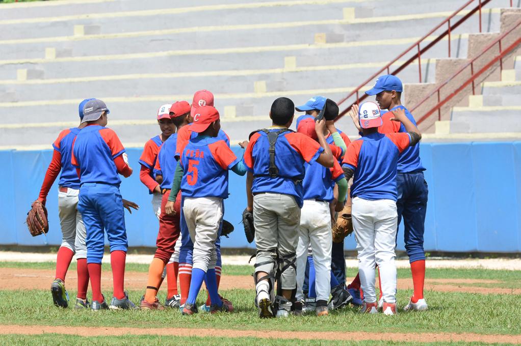 Granma discutirá la corona en Nacional de béisbol 11-12 años