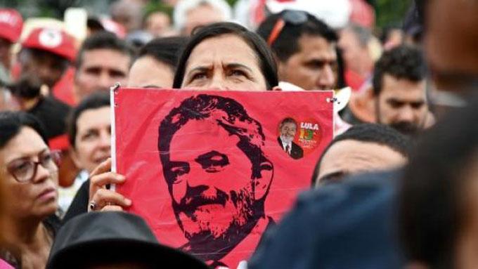 Lula, único candidato para más del 25 por ciento de los electores