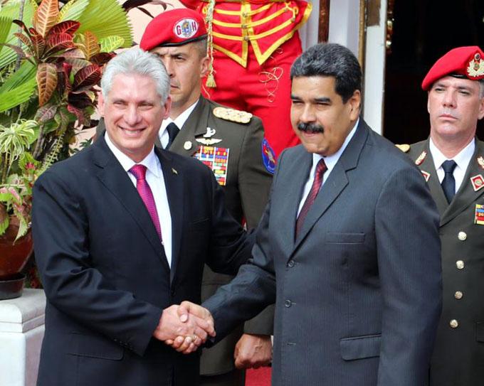 Venezuela prepara ayuda solidaria para Cuba (+ fotos y videos)