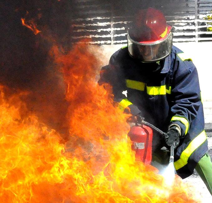 Inicia semana municipal de protección contra incendios