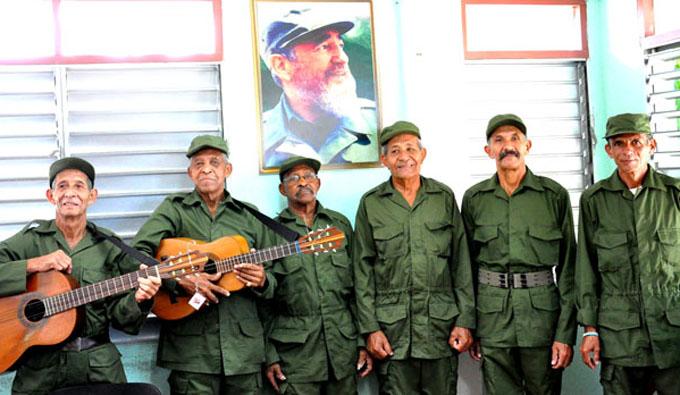 Jornada de homenaje al Quinteto Rebelde en Granma