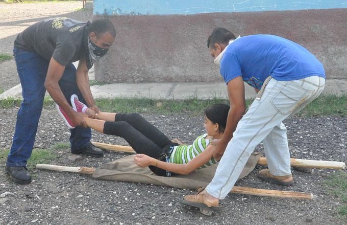 Preparación para enfrentar desastres naturales objetivo del Meteoro  (+ fotos)