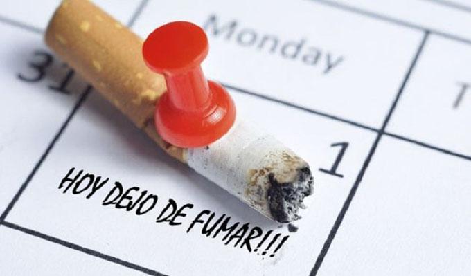 Día mundial sin fumar: un reto por la vida
