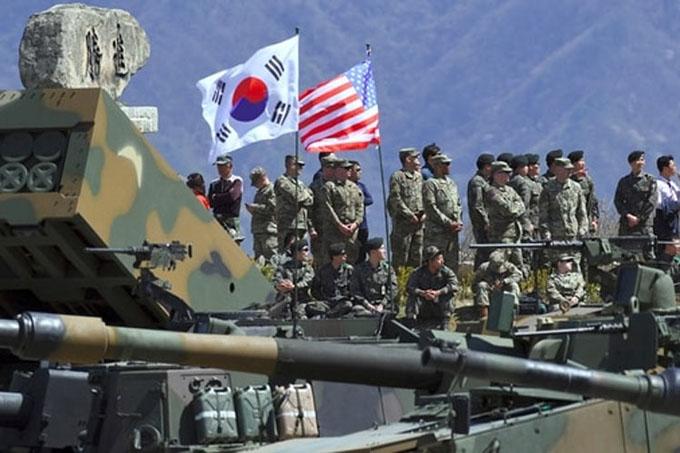 Corea del Sur mantendrá tropas de EE.UU. pese a pacto con RPDC