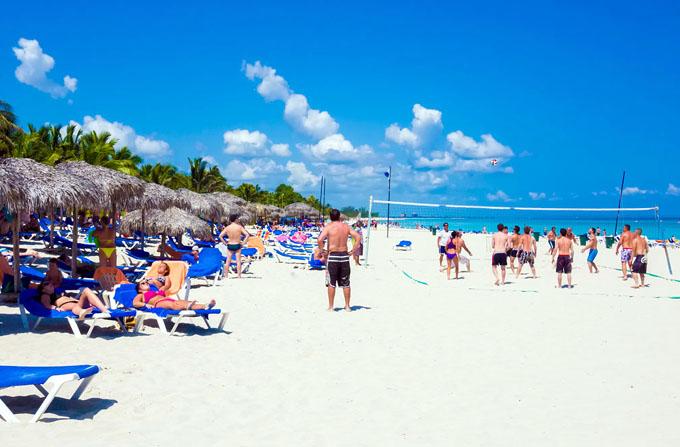 Cuba, dos millones de visitantes