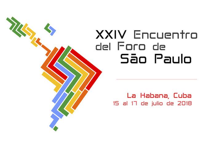 Acogerá La Habana encuentro anual del Foro de Sao Paulo (+ video)