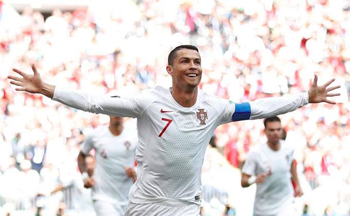 Portugal y España asaltan la cima del grupo B del Mundial de fútbol (+ fotos y video)