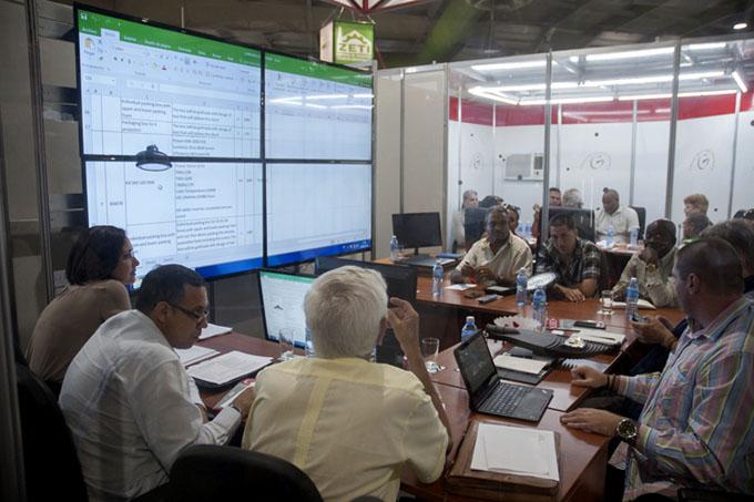 Cuba promueve alianzas estratégicas en pos del desarrollo industrial