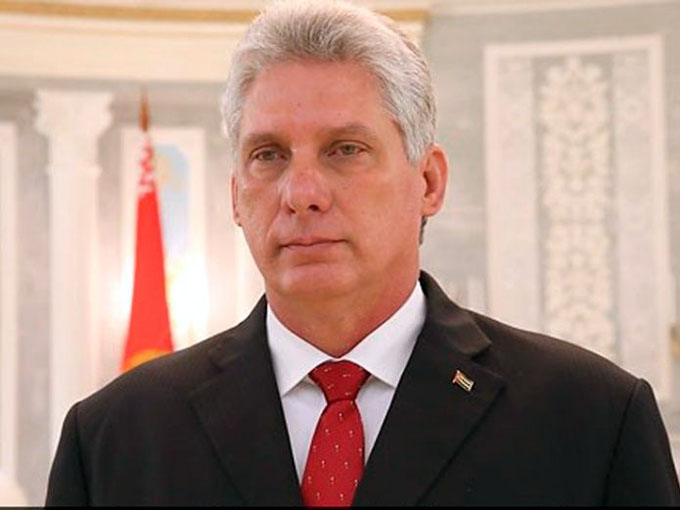 Presidente de Cuba envía condolencias a Guatemala por letal volcán (+ videos)