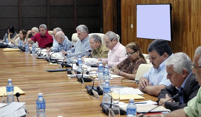 Se avanza en la elaboración del Anteproyecto de Constitución