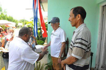 Homenaje desde el orgullo y la continuidad (+ fotos)