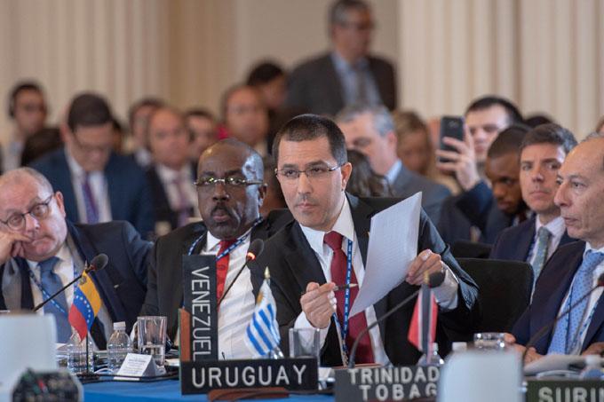 Ni Estados Unidos ni la OEA han podido vencer a Venezuela