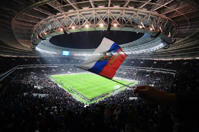 Rusia abre los ojos y piensa en grande en su Mundial de fútbol (+ videos)