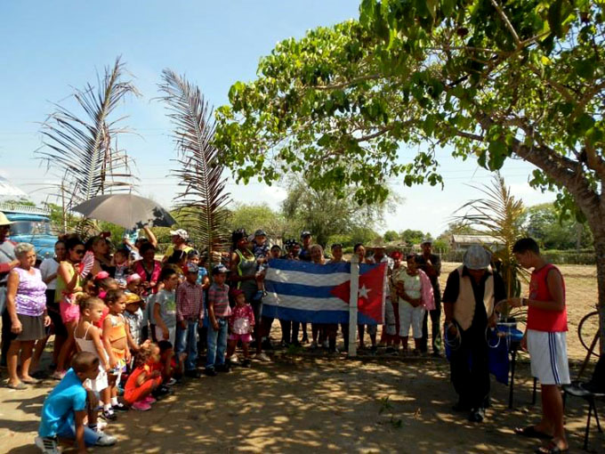 Ratifica su valía proyecto radial comunitario único en Cuba (+ fotos)