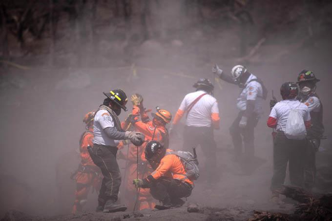 Agradecen ayuda médica cubana en Guatemala tras la tragedia (+ videos)