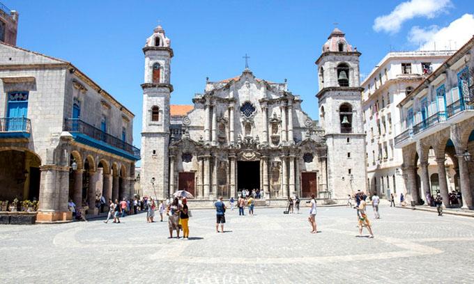 Desarrollo turístico cubano en agenda de periodistas latinoamericanos