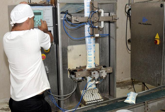 Comercializan en Bayamo nueva bebida con alto contenido proteico y energético