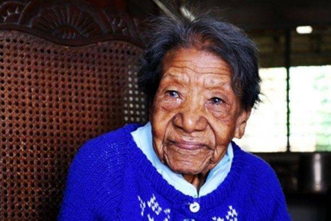 Falleció la mujer más longeva de Cuba