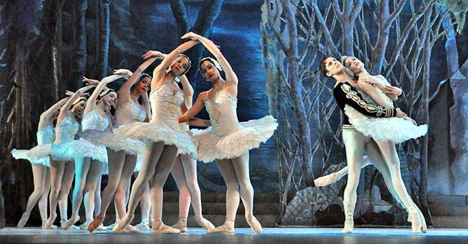 Ballet Nacional de Cuba culmina gira por EE.UU. con Giselle