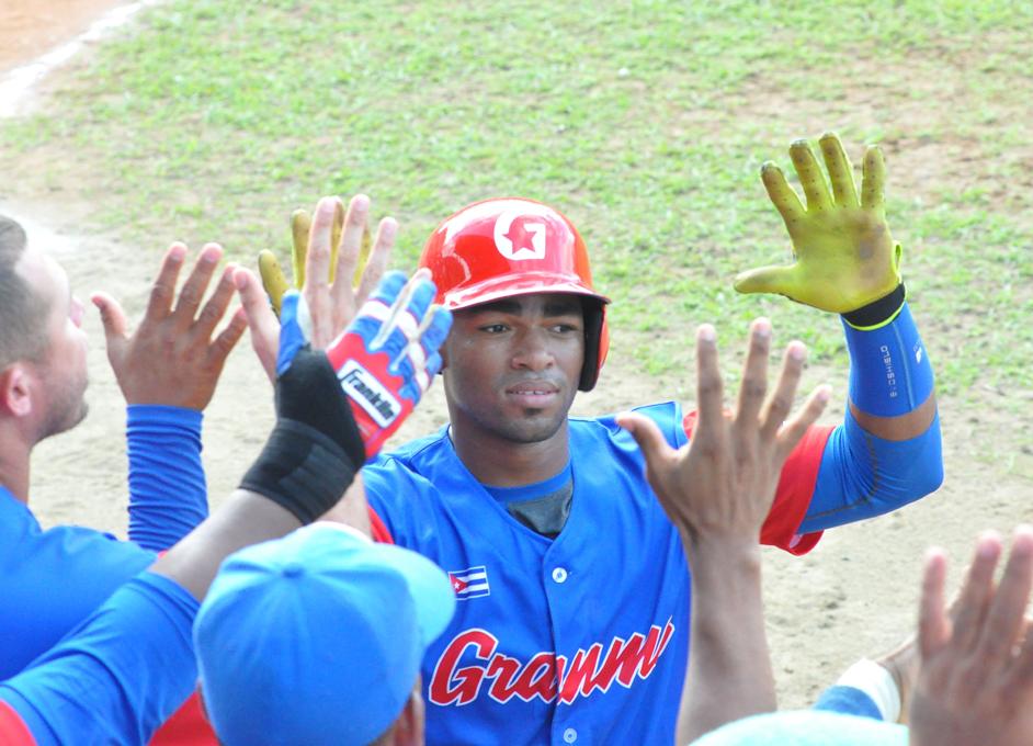 Monarcas de la pelota cubana inician alistamiento
