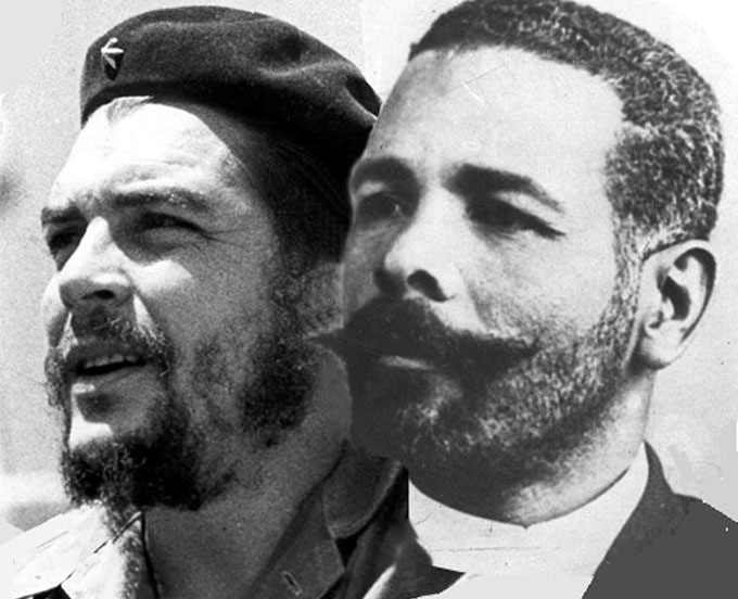Maceo y Che, dos hermanos de junio