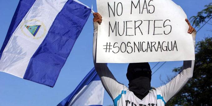 Nicaragua bajo acecho de la violencia