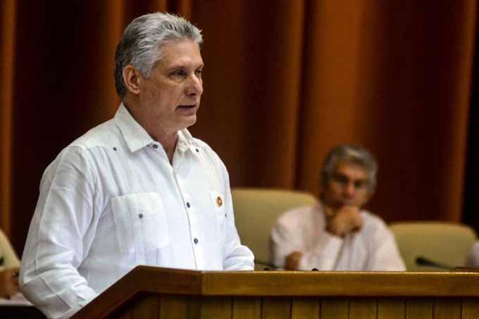 Díaz-Canel: Cada cubano podrá contribuir a alcanzar un texto constitucional que refleje el hoy y el futuro de la patria