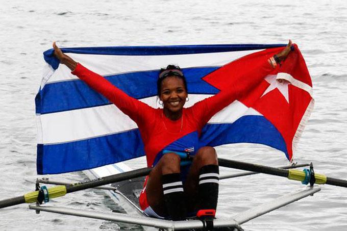Oros y bronce para Cuba hoy, en cierre del remo centroamericano