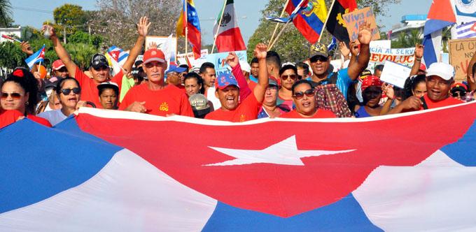Celebrarán aniversario 65 del Día de la Rebeldía Nacional