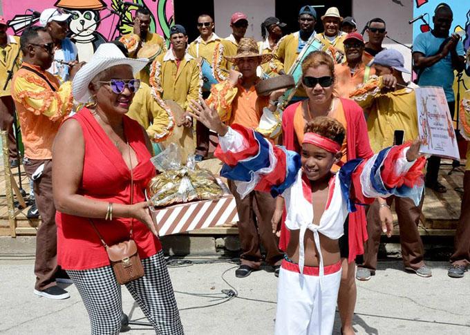 Premian comparsas, congas y carrozas del carnaval infantil Bayamo 2018 (+ fotos)