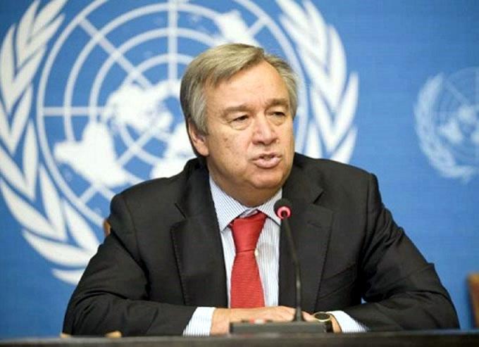 Guterres reconoce papel de Cuba en procesos de paz en la región
