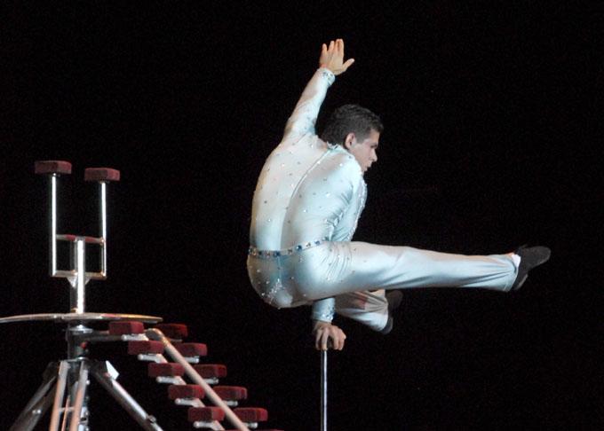 Iniciará por Granma gira de verano del Circo Nacional