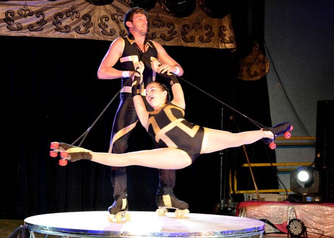 Disfrutan los bayameses del Circo nacional de Cuba