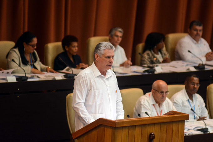 Asamblea Nacional de Cuba aprueba nuevo Consejo de Ministros