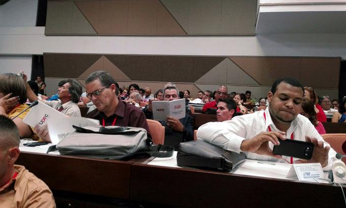 Darán a conocer hoy la nueva presidencia de la UPEC (+ fotos)