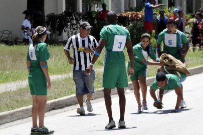 A disfrutar Cuba en canchas, terrenos, estadios…