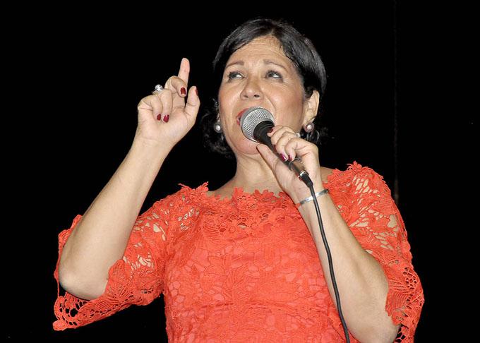 Ivette Cepeda realza Fiesta del Aliñao en Bayamo (+ fotos)