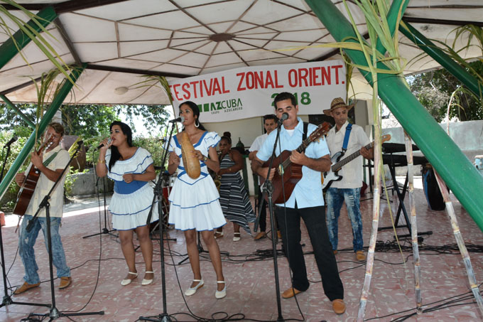 Premian a artistas en Festival de música Caña y Azúcar
