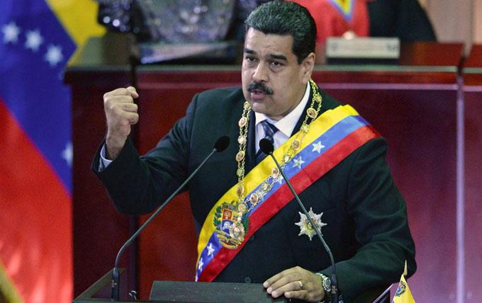 Maduro expresa solidaridad con Rafael Correa y el pueblo ecuatoriano