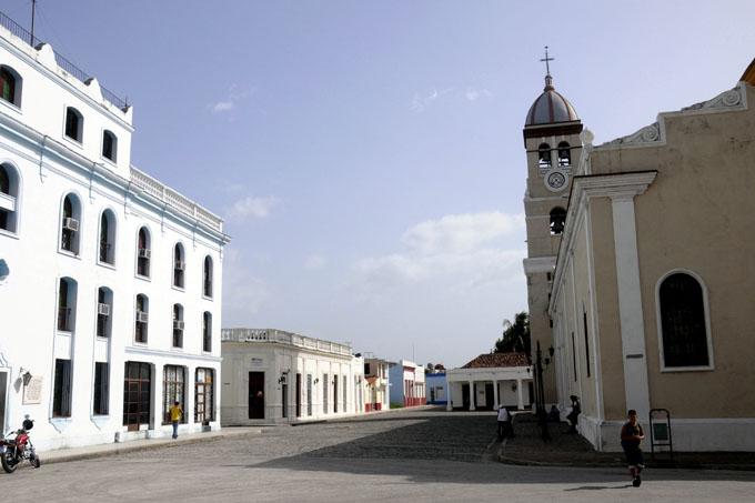 Plaza del Himno Nacional, donde confluyen esencias de cubanía