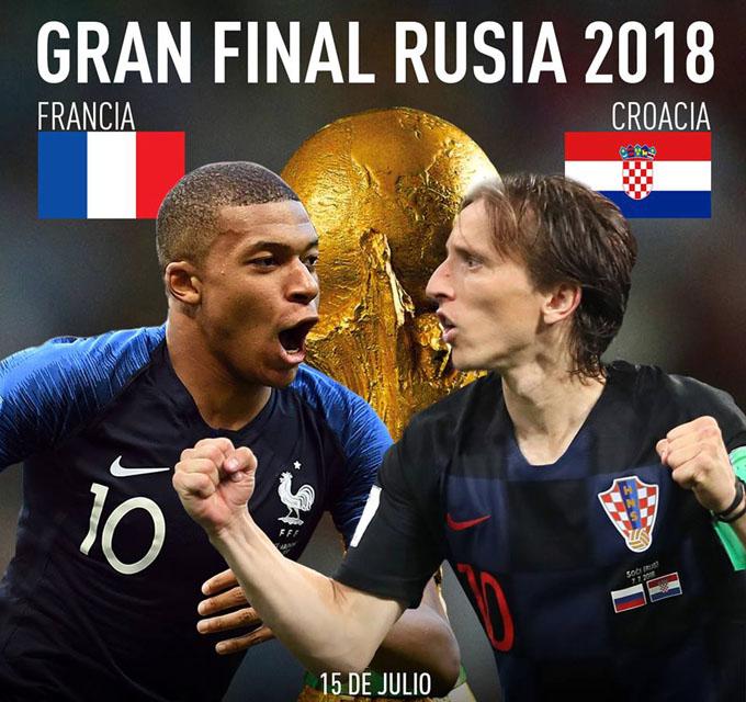 El Mundial de fútbol más loco ya tiene sus finalistas
