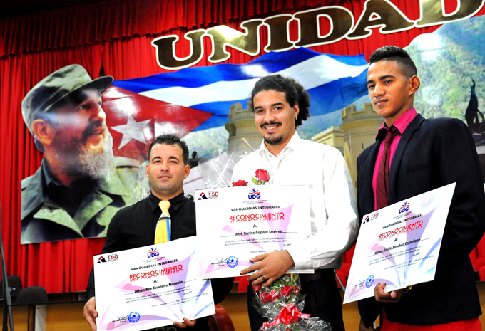 Gradúa Universidad de Granma 814  nuevos profesionales