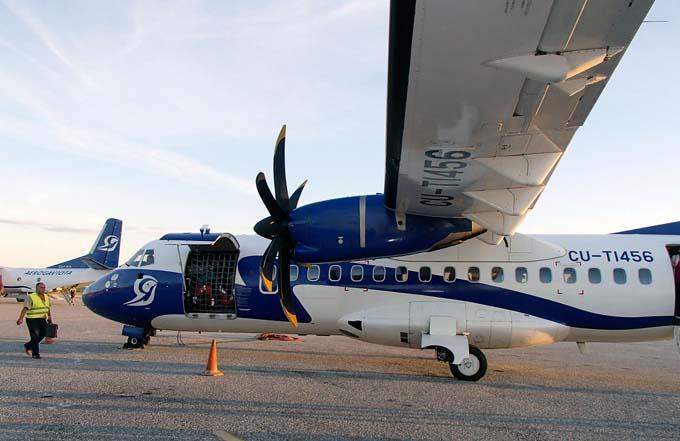 Reanudarán vuelos nacionales La Habana – Manzanillo
