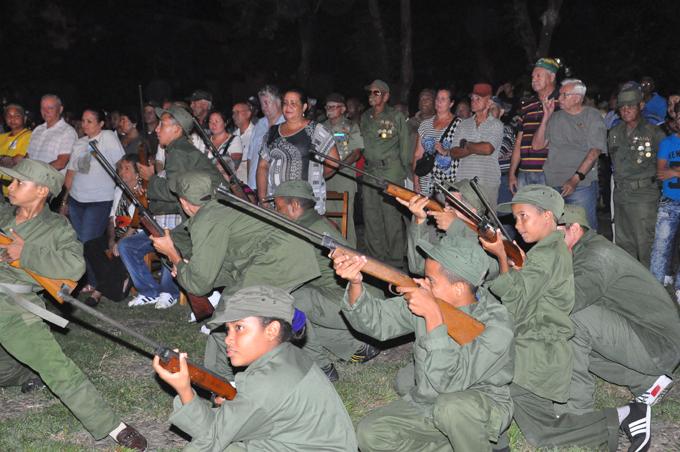 Pioneros rememorarán asalto al cuartel Carlos Manuel de Céspedes