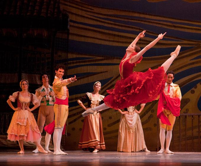 Declarado Ballet Nacional de Cuba Patrimonio Cultural de Cuba